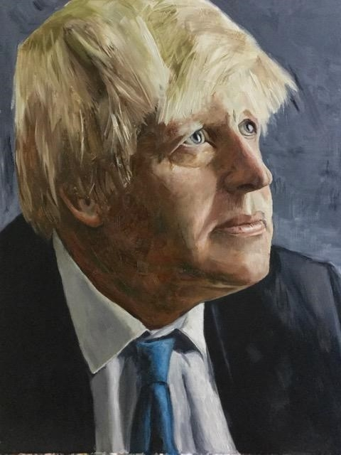 Boris Johnson por GaryLennie